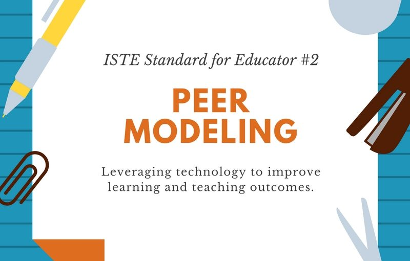 Professional Development-Improving Digital Literacy through Peer Modeling