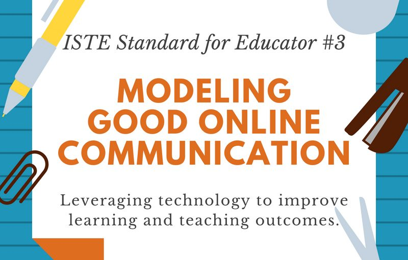 Header for ISTE Standard 3