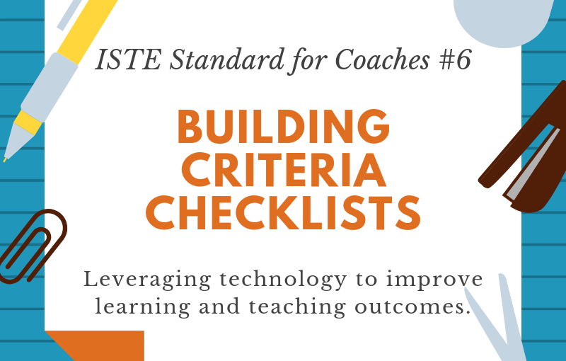 Building Checklists for Effective Engagement Resources